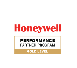 Honeywell Performance Partner Gold Level
