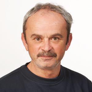 Mitarbeiter Paul