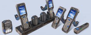 Intermec diverse Produkte Kollage