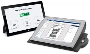 NiceLabel auf Pad und All-in-one Computer