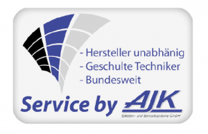 AJK Service Button